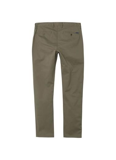 Gant Chino Pantolon Yeşil